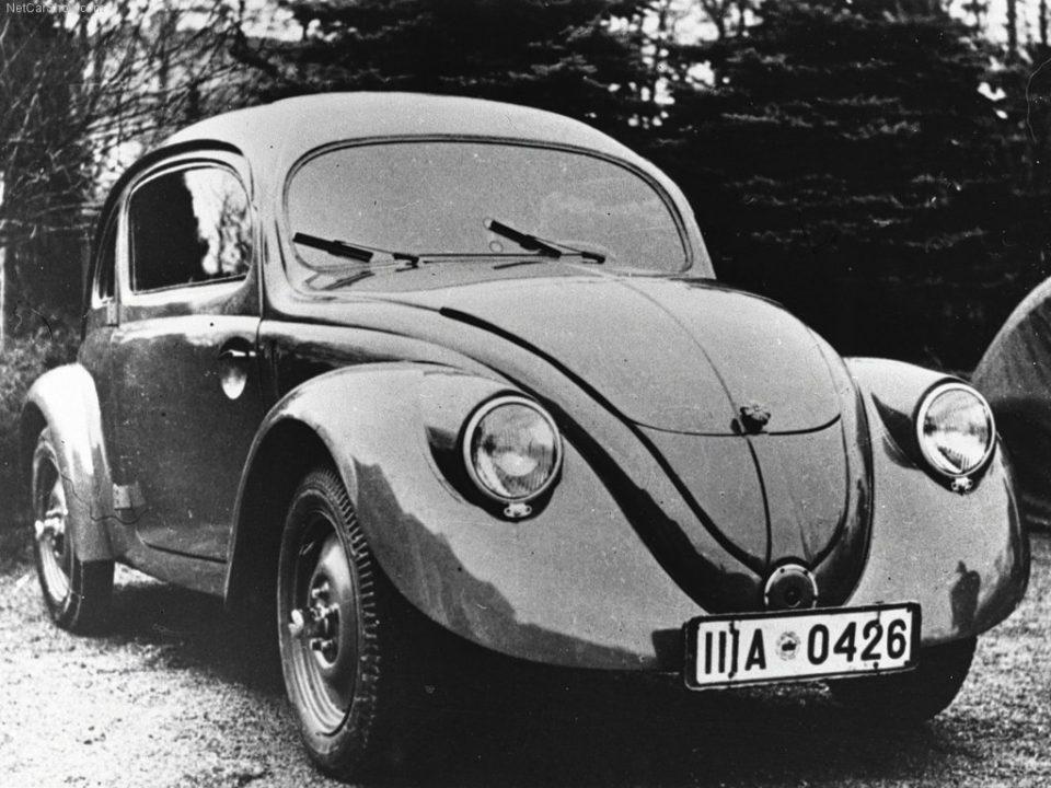 1938 VW Beetle prototype