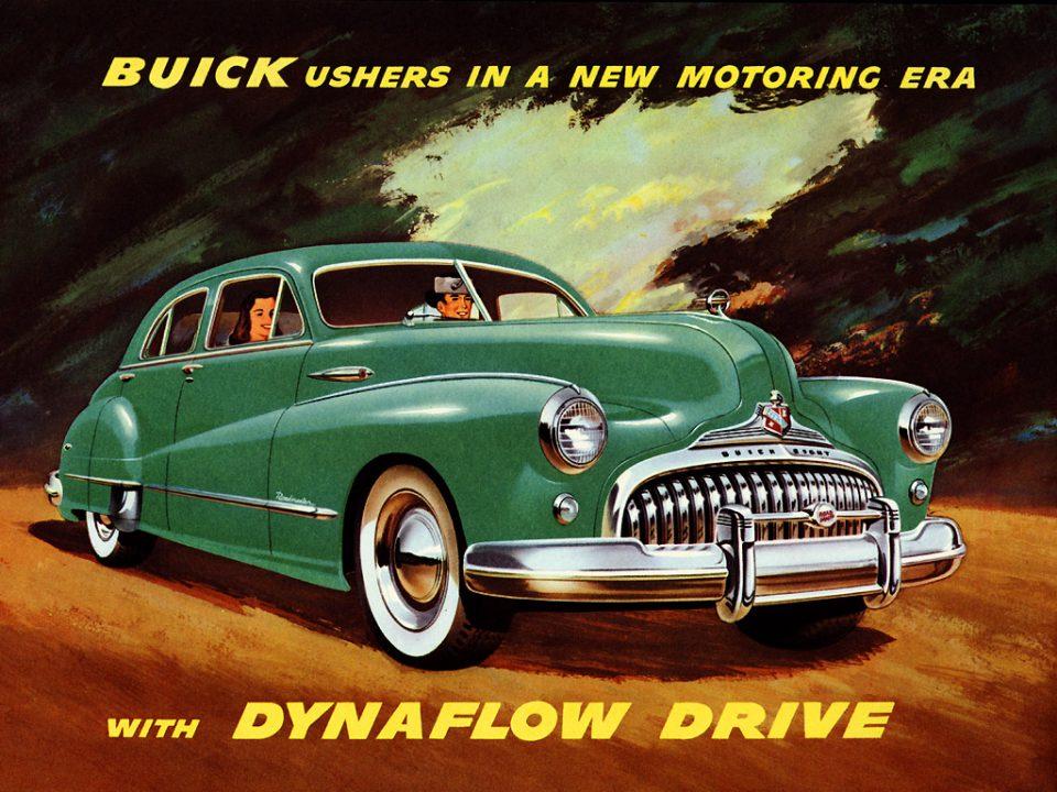 1948 Buick Dyna Flow
