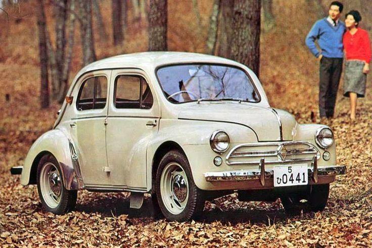 1953 Hino Renault 4CV 1