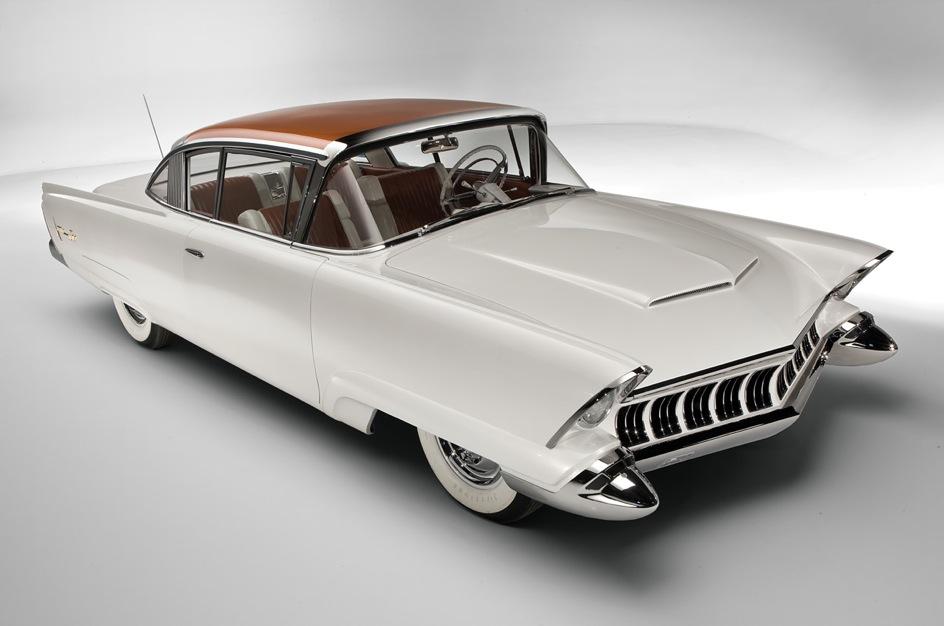 1954 XM 800 top view