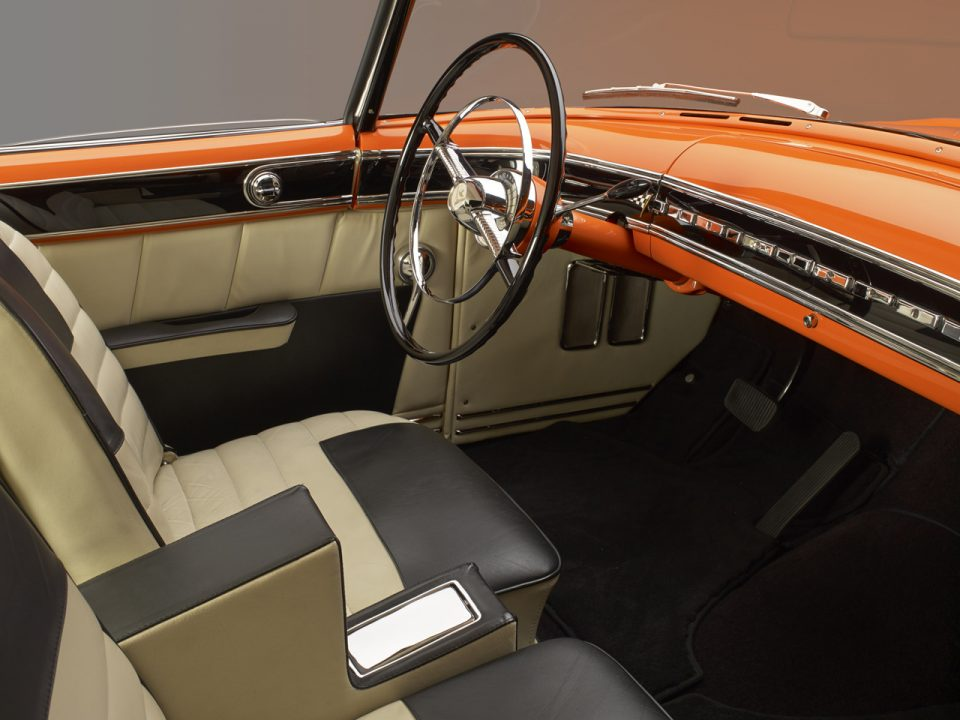1955 lincoln indianapolis concept under the hammer photo gallery 4