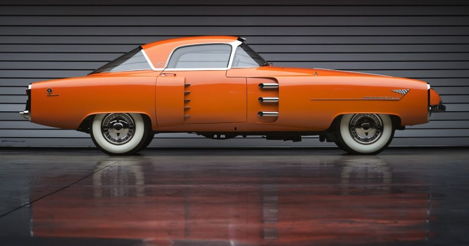 1955 Lincoln Indianapolis Concept by Boano 007 4666