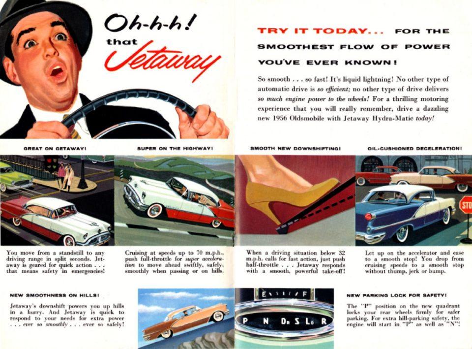 1956 Oldsmobile JetAway