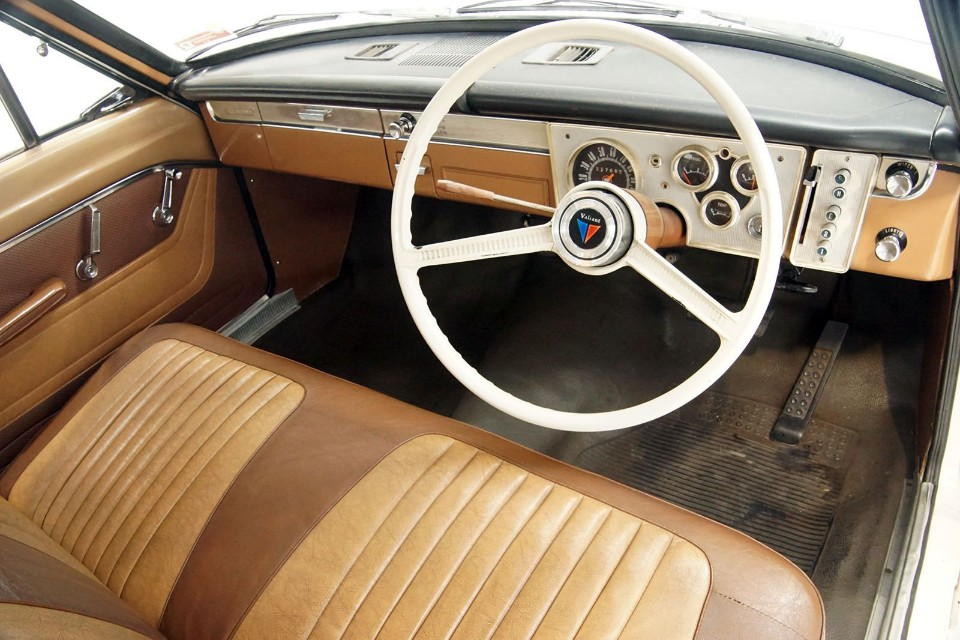 1964 chrysler valiant ap5 safari wagon