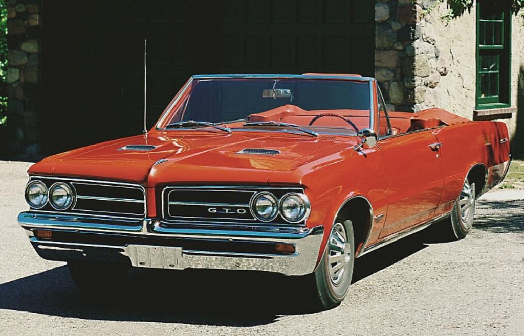 1964 Pontiac GTO 02