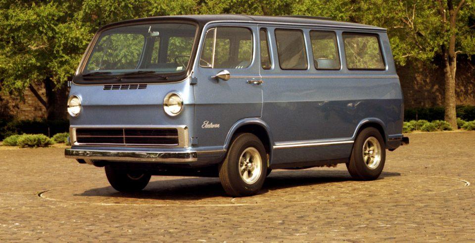 1966 Electrovan