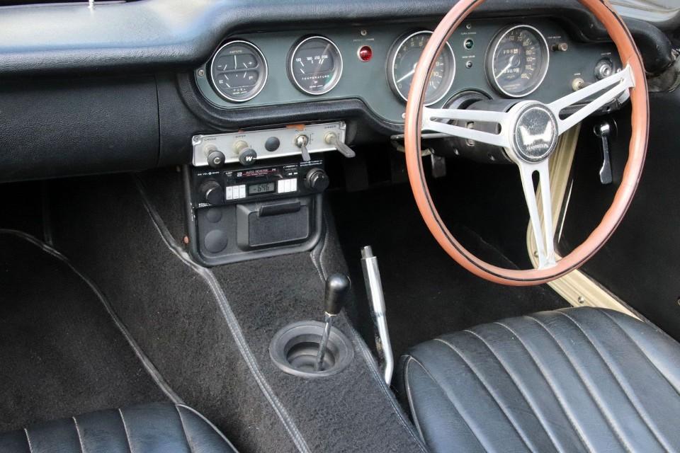 1968 honda s800 roadster 4