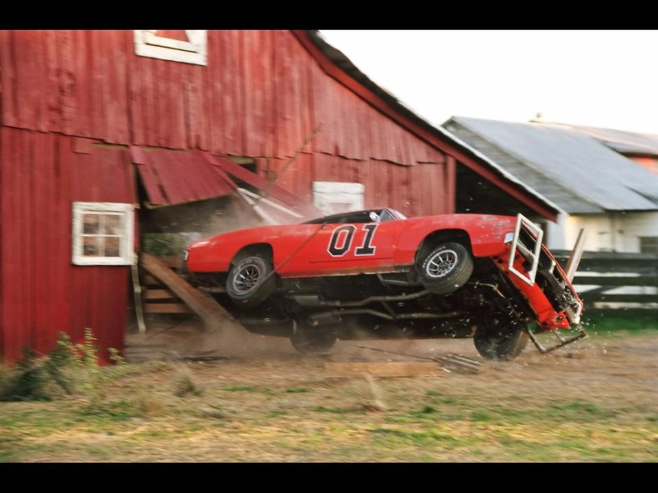 1969 Dodge Charger General Lee DOH Barn