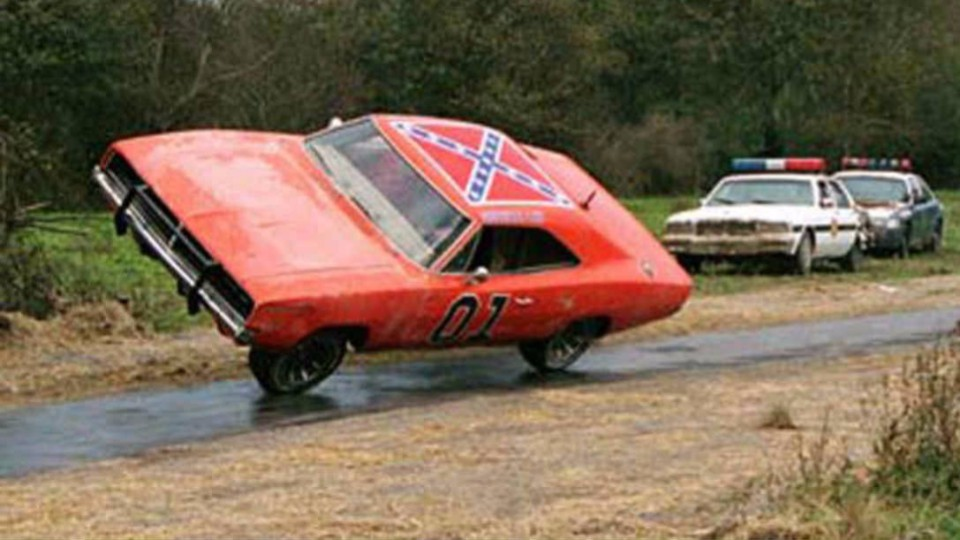 1969 Dodge Charger from The Dukes of Hazzard