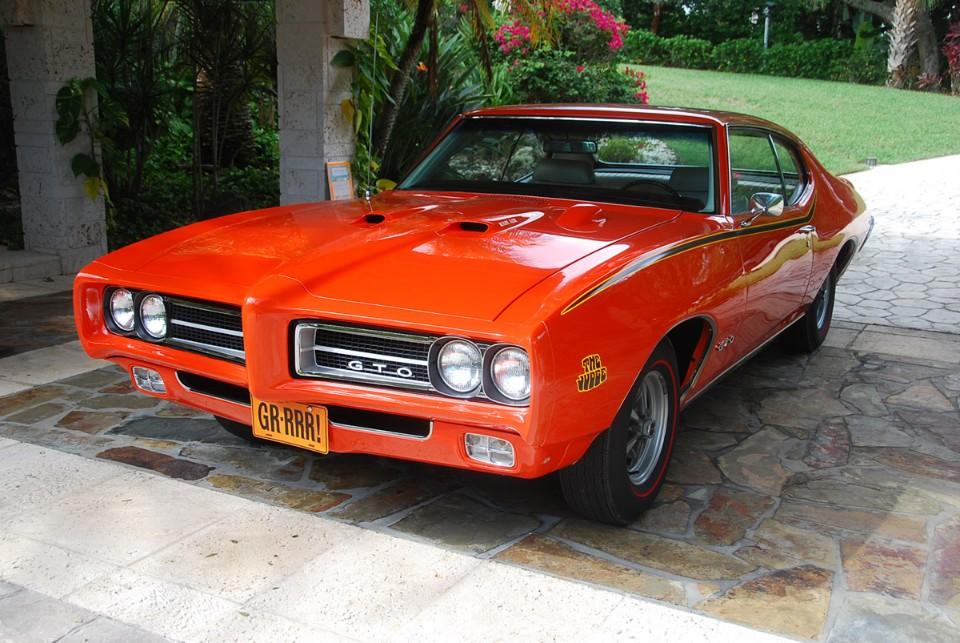 1969 Pontiac GTO judge 054