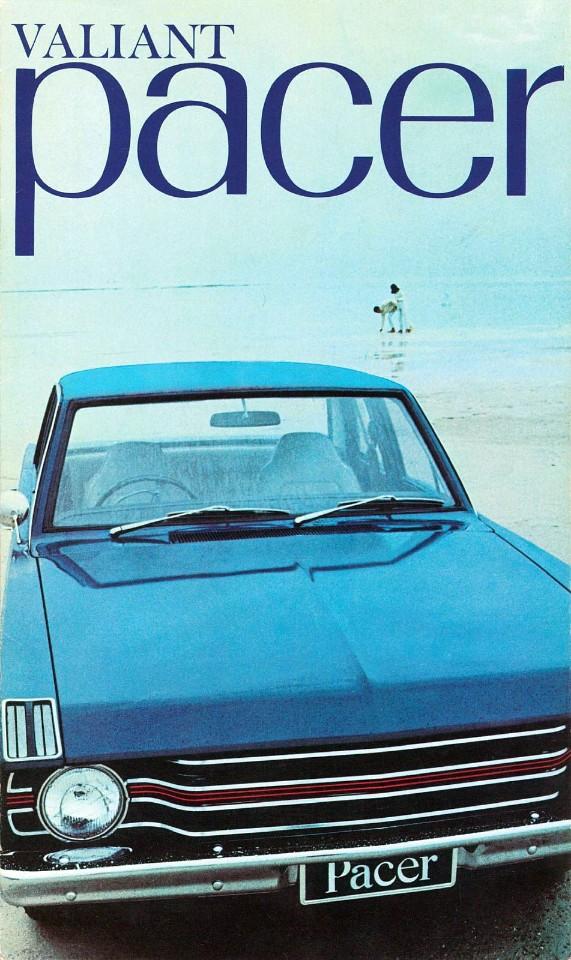 1969 Valiant VF Pacer 225 1