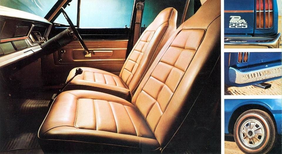 1969 Valiant VF Pacer 225 2