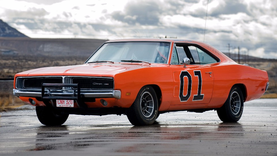 1969 Dodge Charger Dukes of Hazzard General Lee 001 9508