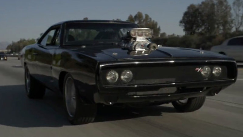 1970 Dodge Charger Vin Diesels car in The Fast the Furious