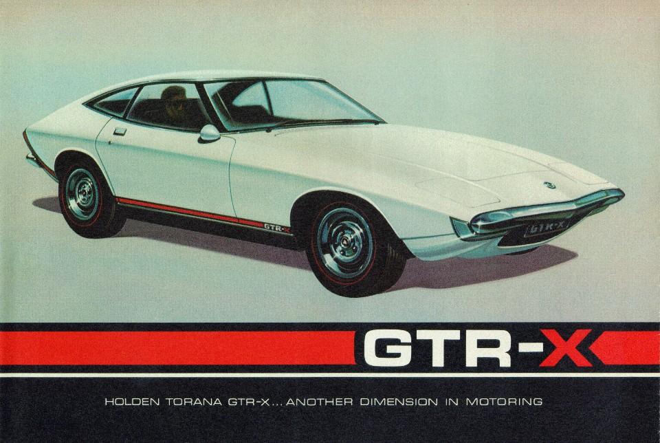 1970 Holden GTR X concept 007 8983