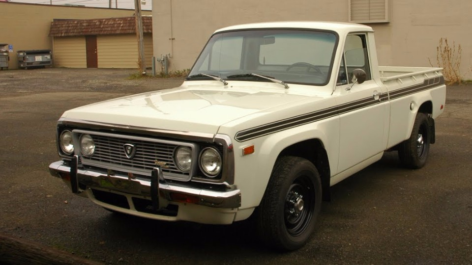 1974 Mazda REPU Rotary Pickup Truck 1