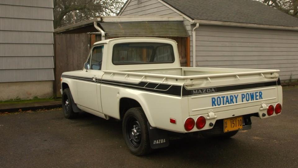 1974 Mazda REPU Rotary Pickup Truck 2