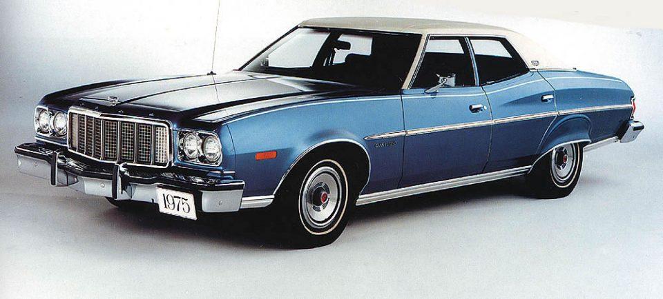 1975 Grand Torino Brougham