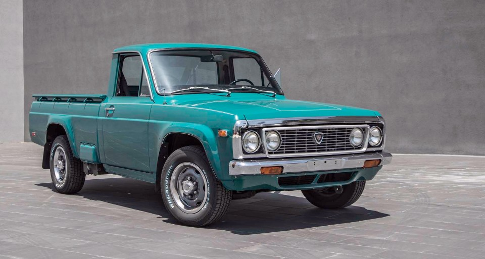 1978 Mazda REPU front three quarter