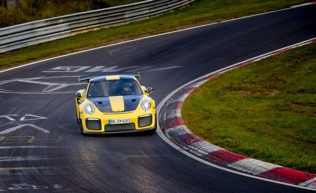 Ring a ding ding Porsche conquers 'Ring