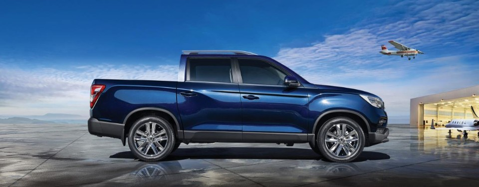2018 SsangYong Musso 2