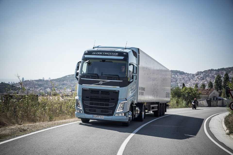 Volvo slashes emissions by 100 per cent