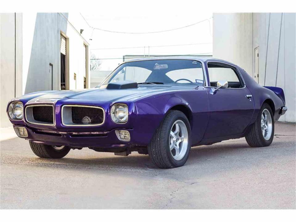6344517 1970 pontiac firebird std c