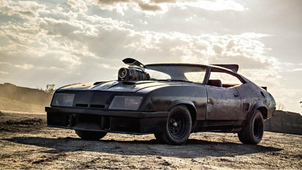 74 Ford Falcon XB Mad Max 1 1