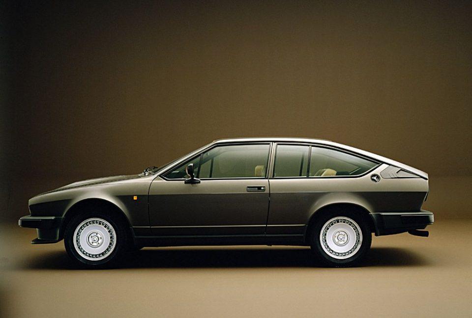 Alfa GTV 6