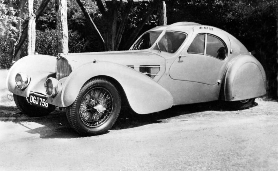 Bugatti Atlantic 2