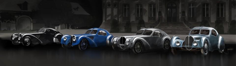 Bugatti Atlantic 3