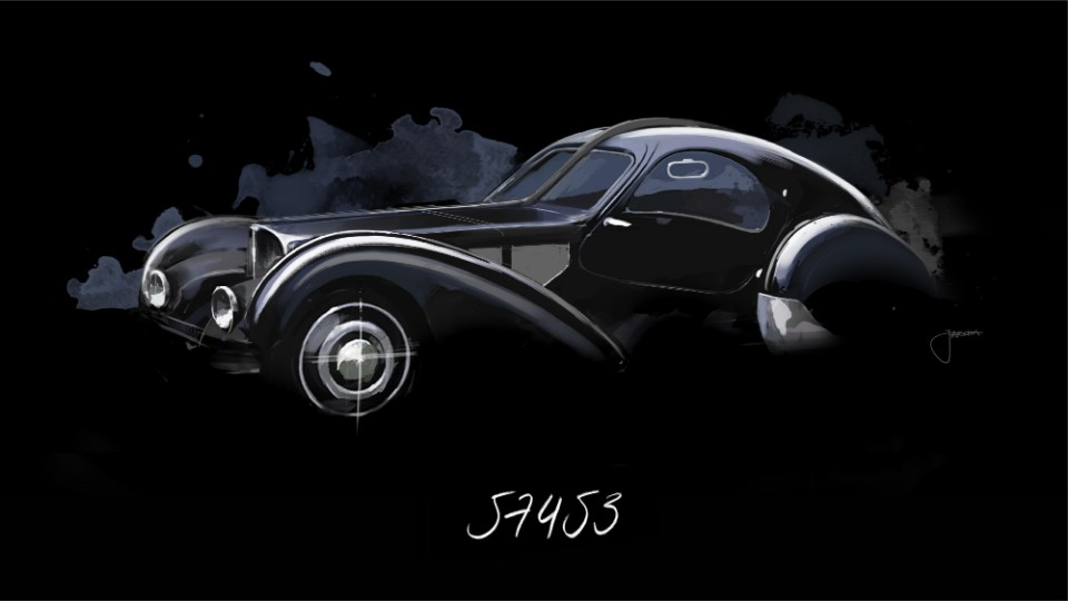 Bugatti Atlantic 5