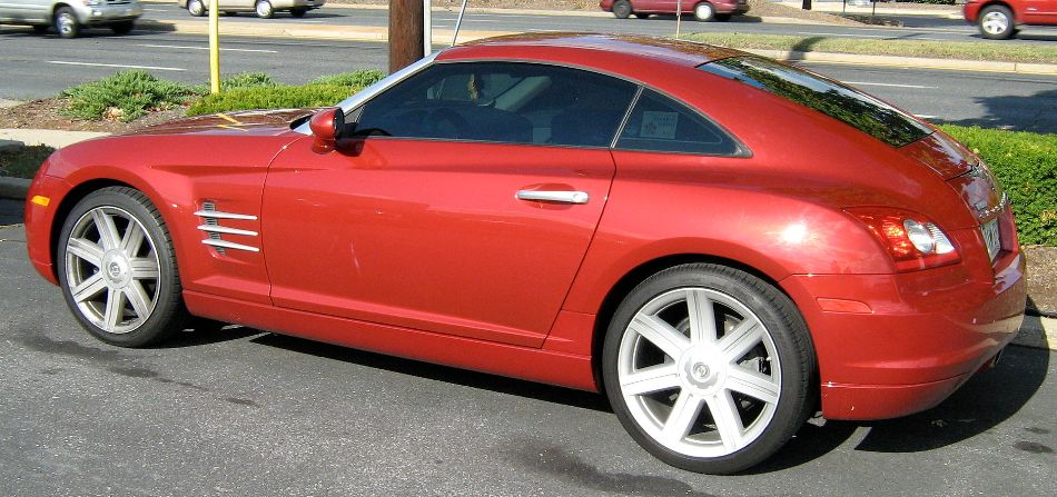 Cars We Don't Get: Chrysler Crossfire