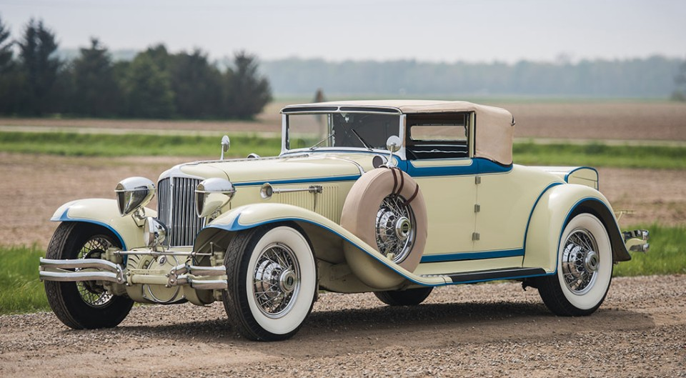 Cord L29 Cabriolet 1930 1C