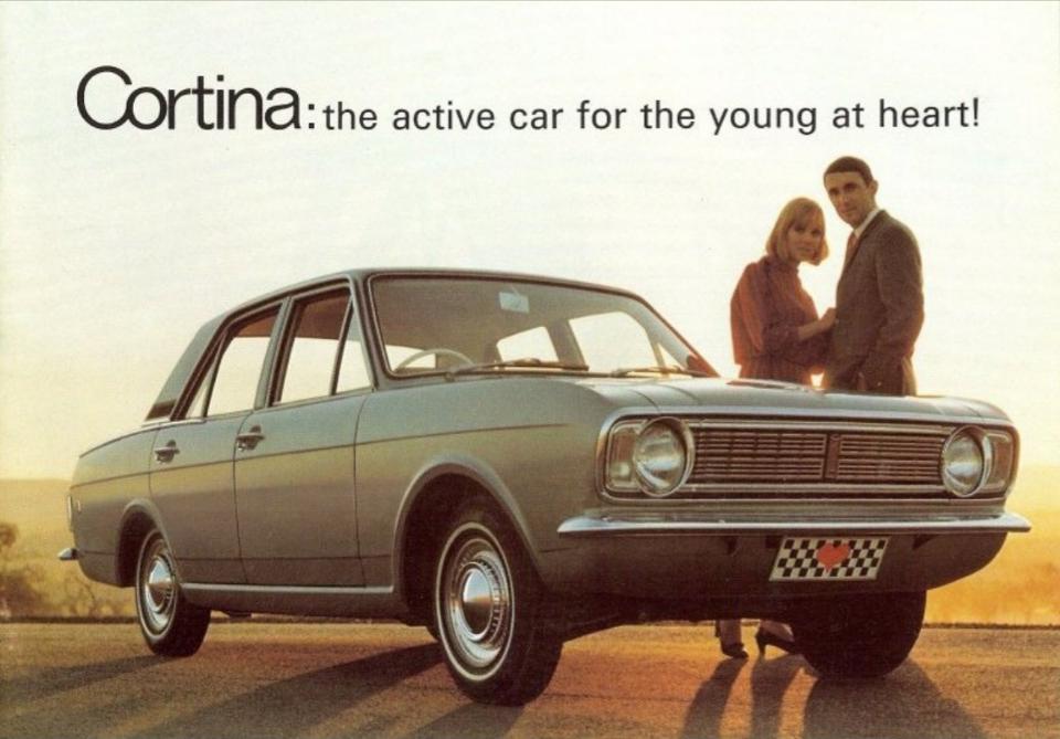 Ford Cortina 1