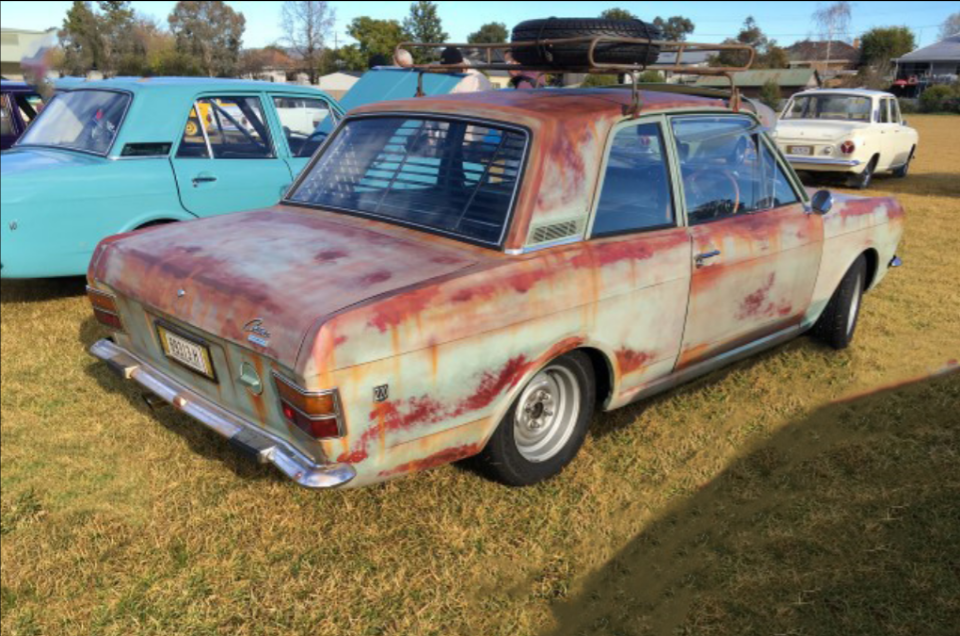 Ford Cortina 3