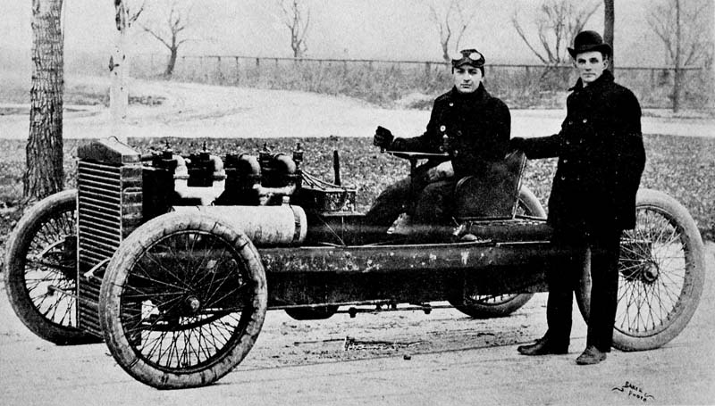 Ford's land speed record didn't stand long