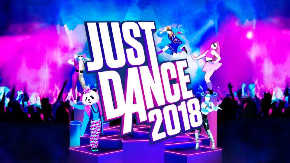 Just Dance 2018 GamersRD