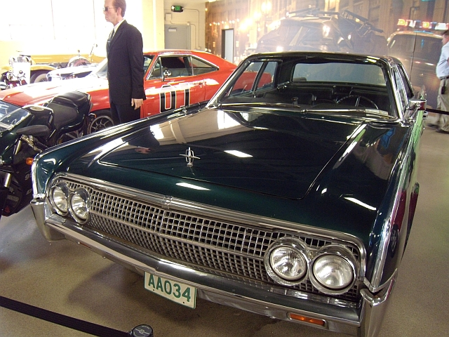 Lincoln Continental from The