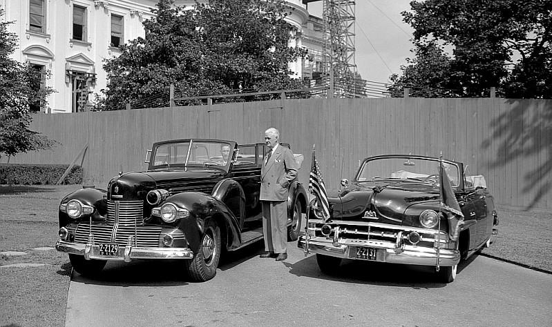 Presidential Lincolns.