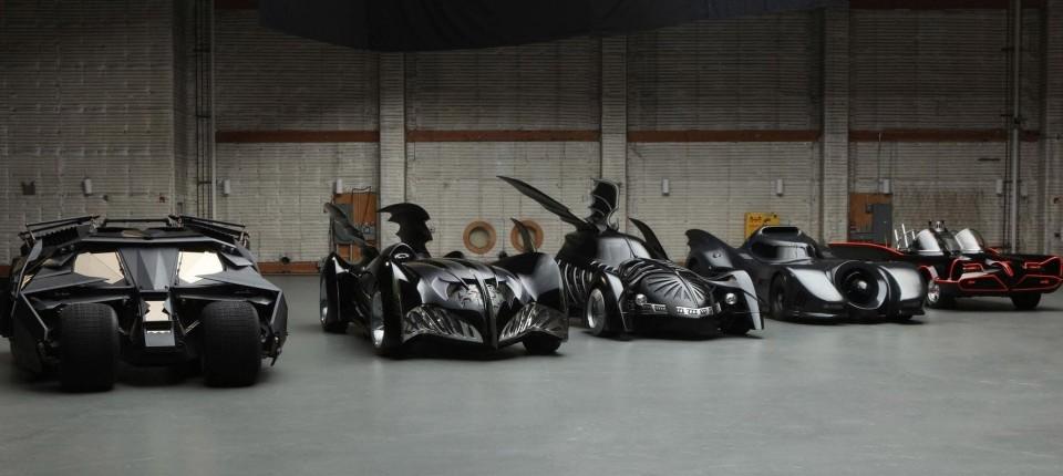 The Batmobiles