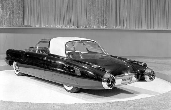 X 100 rear view