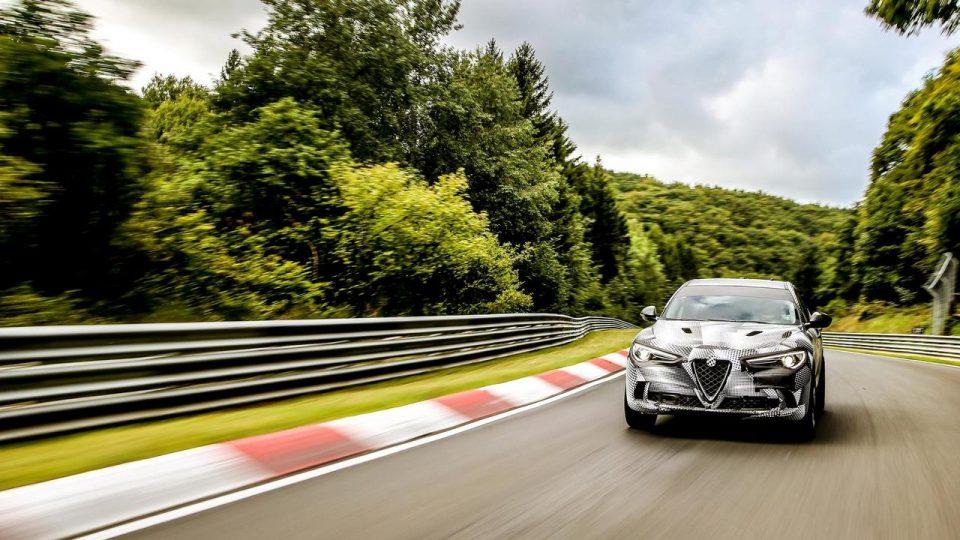 Alfa claims title of world's fastest SUV