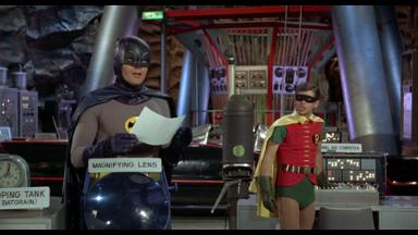 batman 1966 labels