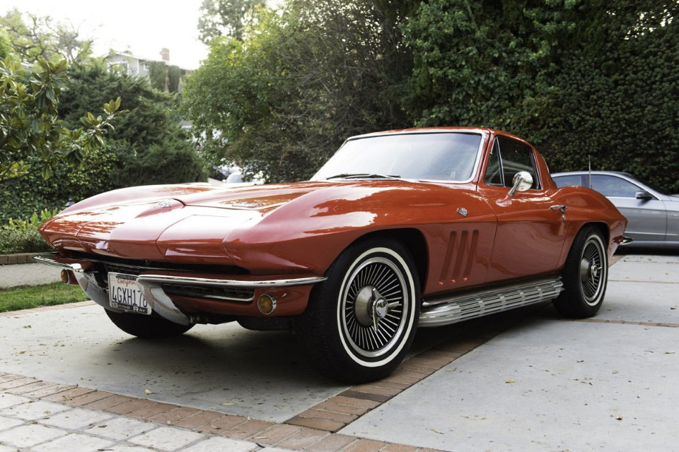 beautiful all original 1966 corvette stingray coupe 1