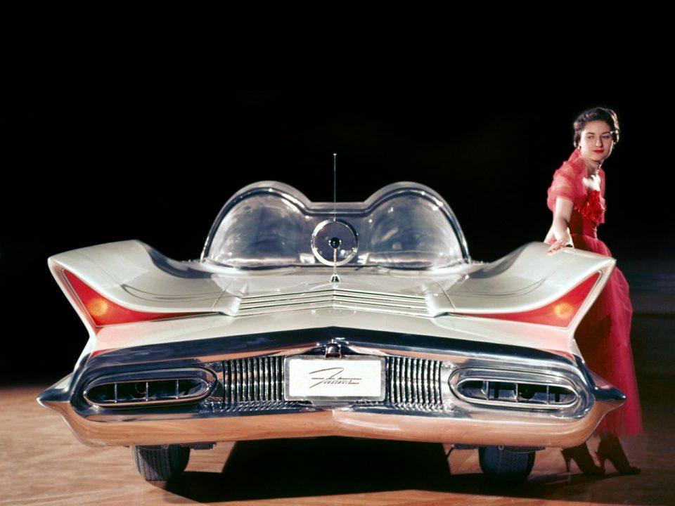 lincoln futura concept car 3