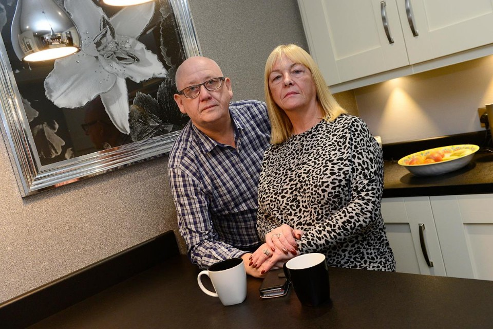 Love boat too confronting for Irish couple