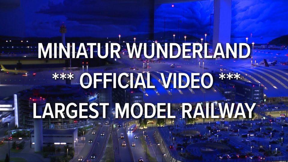 World's biggest train set keeps on growing