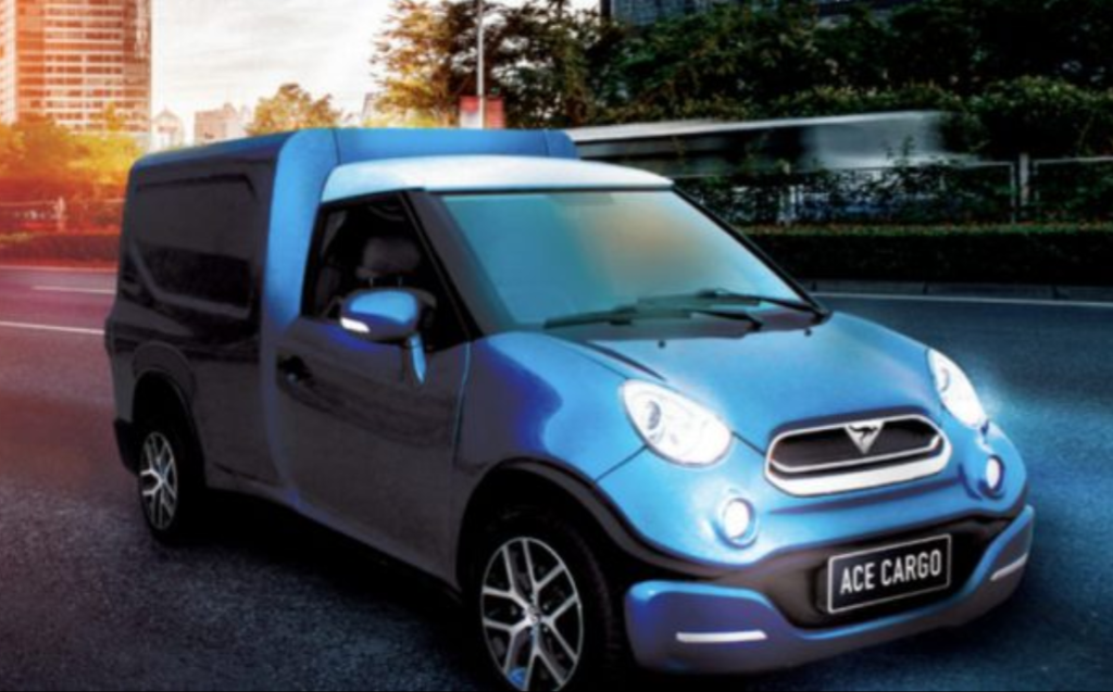 ACE cargo electric vehicle