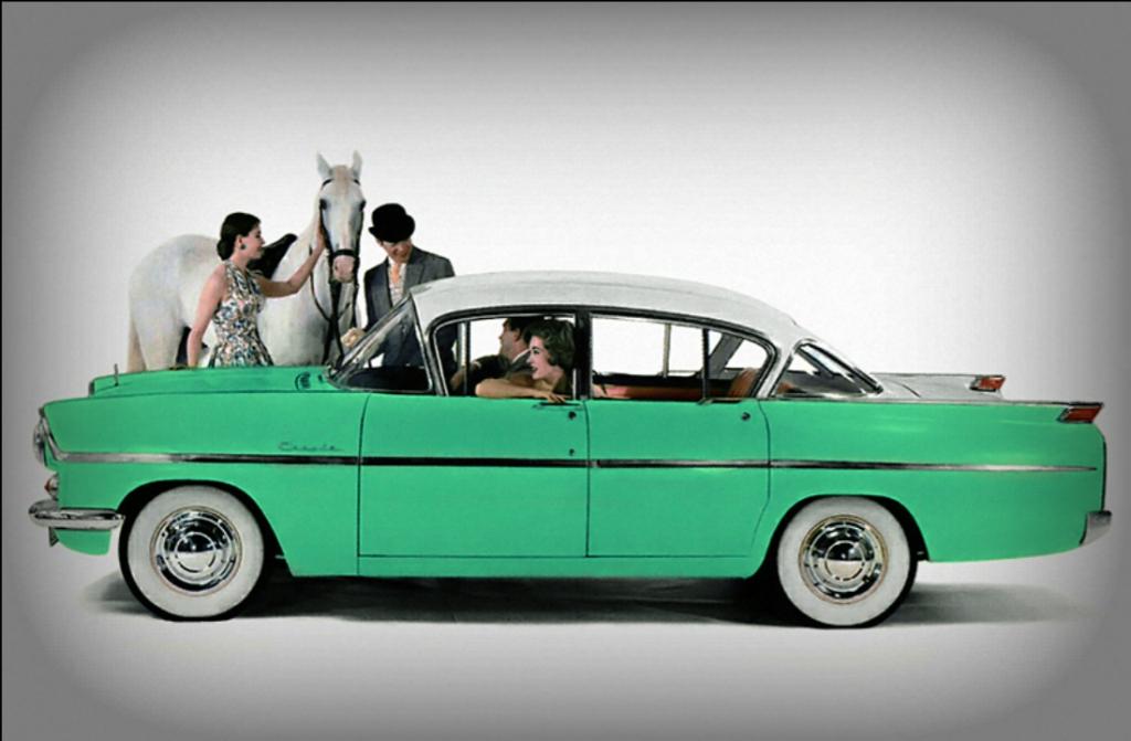 1958 PA Vauxhall 1